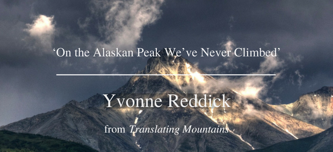 Yvonne Reddick Friday Poem Alaska